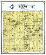 Highland Township, Oakland County 1908