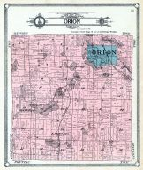 Orion Township, Oakland County 1908