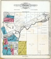 Pontiac City - Section 28, Oakland County 1908