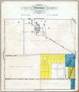 Pontiac City - Section 30, Oakland County 1908