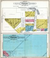 Pontiac City - Sections 20 and 21, Oakland County 1908