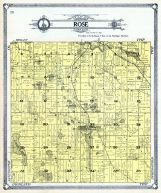 Rose Township, Oakland County 1908