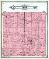 Troy Township, Oakland County 1908