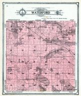 Waterford Township, Oakland County 1908