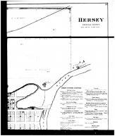 Hersey - Above Right, Osceola County 1878
