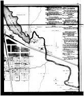 Reed City - Above Right, Osceola County 1878