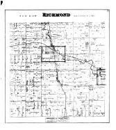 Richmond Township, Reed City, Hersey, Osceola County 1878