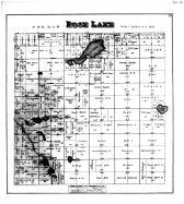 Rose Lake Township, Osceola County 1878
