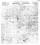 Burdell, Sherman, Le Roy, Rose Lake, Osceola County 1916