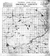 Index Map, Osceola County 1916