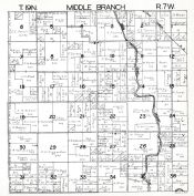 Middle Branch Township, Osceola County 194x