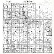 Richmond Township, Reed City, Hersey, Osceola County 194x