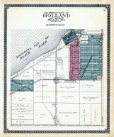 Holland - Southwest, Ottawa County 1912