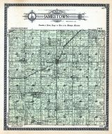 Jamestown Township, Forest Grove, Zutphen, Jamestown, Ottawa County 1912
