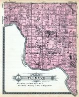 Tallmadge Township, Lamont, Grand River, Ottawa County 1912