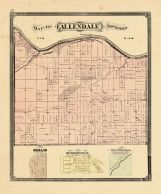 Allendale, Berlin, Hudsonville, New Groningen, Ottawa and Kent Counties 1876