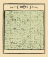 Browne Township, Ottawa and Kent Counties 1876