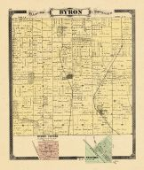 Byron Township, Ottawa and Kent Counties 1876
