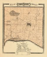 Crockery Township, Ottawa and Kent Counties 1876