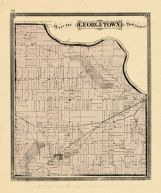 Georgetown Township, Ottawa and Kent Counties 1876