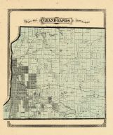 Grand Rapids Township, Ottawa and Kent Counties 1876
