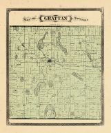 Grattan Township, Ottawa and Kent Counties 1876