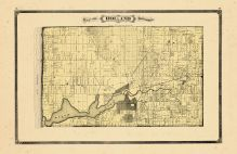 Holand Township 1, Ottawa and Kent Counties 1876
