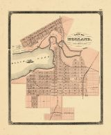 Holland, Ottawa and Kent Counties 1876
