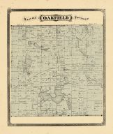 Oakfield Township, Ottawa and Kent Counties 1876