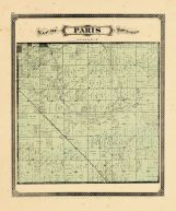 Paris Township, Ottawa and Kent Counties 1876
