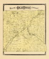 Plainfield Township, Ottawa and Kent Counties 1876