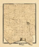Polkton Township, Ottawa and Kent Counties 1876
