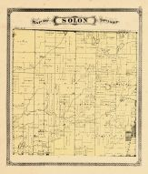 Solon Township, Ottawa and Kent Counties 1876