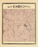 Sparta Township, Ottawa and Kent Counties 1876