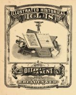 Title Page, Ottawa and Kent Counties 1876