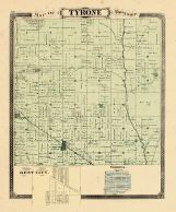 Tyrone Township, Ottawa and Kent Counties 1876