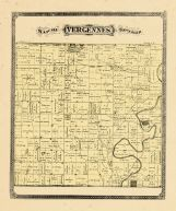 Vergennes Township, Ottawa and Kent Counties 1876