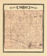 Wright Township, Ottawa and Kent Counties 1876
