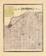 Wyomng Township, Ottawa and Kent Counties 1876
