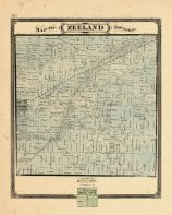 Zeeland Township, Ottawa and Kent Counties 1876
