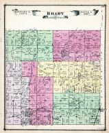 Brady Township, Saginaw County 1877