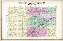 Brant Township, Saginaw County 1877