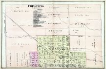 Chesaning 01, Saginaw County 1877