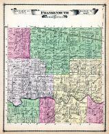 Frankenmuth Township, Saginaw County 1877