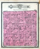 Brant Township, Saginaw County 1916
