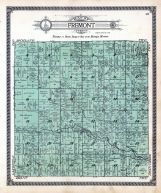 Freemont Township, Saginaw County 1916