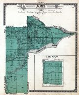 James Township, Paines, Saginaw County 1916