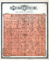 Maple Grove Township, Saginaw County 1916
