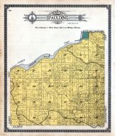 Spaulding Township, Saginaw County 1916