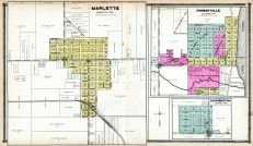 Marlette, Forestville, Downington, Sanilac County 1906
